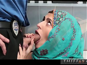 Caught me tearing up playmate Hijab-Wearing Arab nubile sexually abused For Stealing