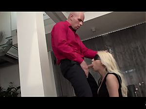 xxx Shades - Czech towheaded plumbs blindfolded and strapped