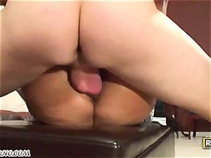 youthfull fellow pulverizes his finest friend's brazilian mommy