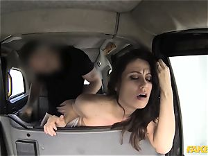 fake taxi scorching minx returns for rough rectal