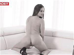 LETSDOEIT bootylicious stunner ravaged To Her limit By a bbc