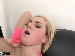 pummel casting - Kate England Fish hooked