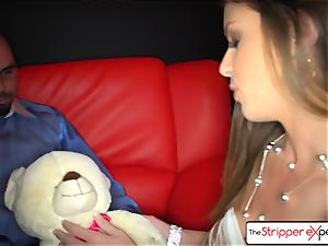 TheStripperExperience- Brooklyn is pounded by a hefty knob