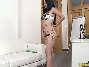 Pierced Thai honeypot gets lots of exploitation in the office