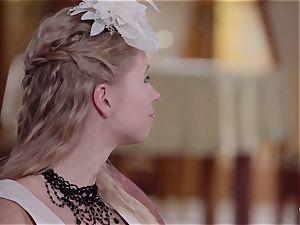 PINUP fucky-fucky - ultra-cute Czech blonde loves sensuous pummel