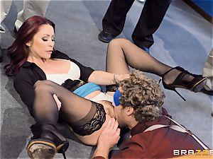 nasty office antics with Monique Alexander