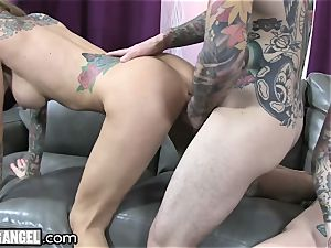 big-titted tatted mummy Cams With Joanna Angel