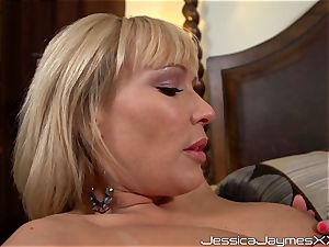 cable on ravaging lezzies with Jessica Jaymes, Austin Taylor and Mellanie Monroe