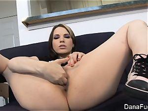 supah jaw-dropping Dana takes a large spunk-pump