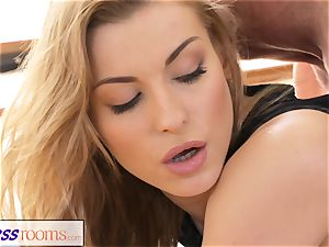 FitnessRooms Yoga sir teaches young schoolgirl lovemaking