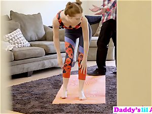 Daddys Lil Angel - provocative Step dad To smash S2:E5