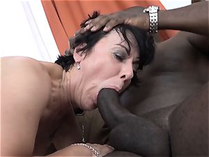 cheating teaching Wathcing wifey have very first bi-racial