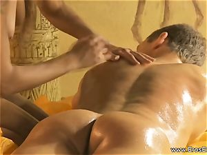 A loosening Kind Of stiffy and figure massage