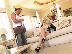 blond mummy Ryan Conner milf Alert Sn four