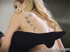 CrushGirls - Romi Rain and Briana Banks get kinky