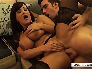 Lisa Ann prostitute girlfriend practice