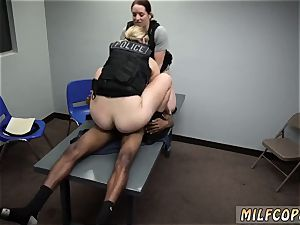 unexperienced cougar screw and facial Prostitution nibble takes crank off the streets