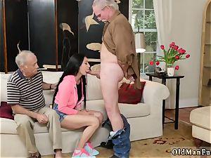 gonzo anal fuckfest with luxurious czech honeys Dukke the Philanthropist