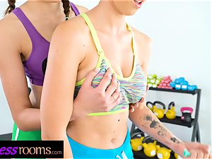 sport apartments Stacy Cruz Emylia Argan and Dominic Anna