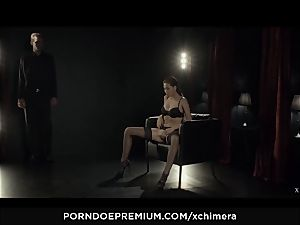 xCHIMERA - voluptuous ginger-haired strong fetish fucky-fucky session