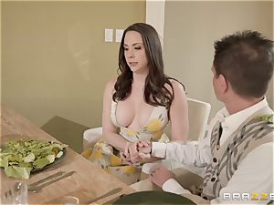 muff playtime with Chanel Preston