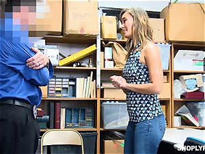 mommy Christy love takes place for naughty shoplyfter