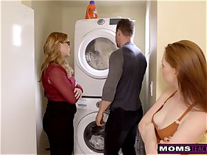 mommy Helps daughter-in-law teach Step brutha A Lesson S9:E9