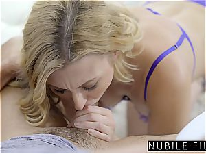 NubileFilms - steamy tear up With sexy light-haired