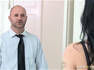hotwife wifey Katrina Jade fucks ebony schlong