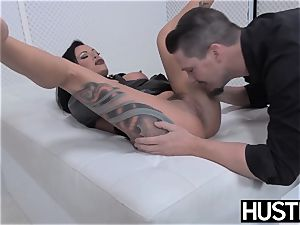 punk milf Lola sugary gash pulverized with penis and playthings