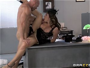Chanel Preston craves Johnny Sins massive salami