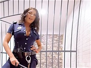 VR PORN-August Ames Get humped firm in jail