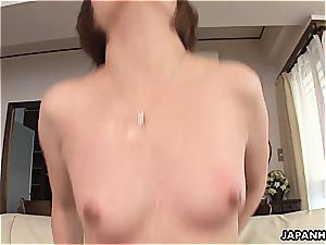 hotwife chinese wife drilled in a moist session