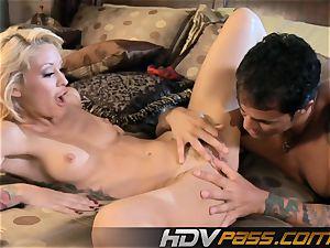 HDVPass Acts like a princess but pounds like a whore!