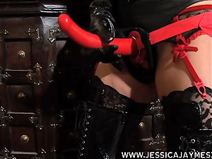 cockslut Jessica Jaymes and Taylor Wane the dominatrix