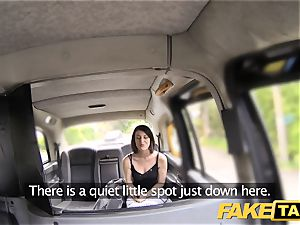 faux taxi taxi admirer ultimately gets infamous fuck-stick
