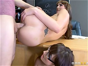 Bianca Breeze and Charlotte ORyan classroom 3 way