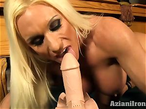 cool light-haired gets pummeled by the sybian