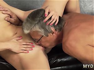 elder white milf romp with her boyplayfellow´s father after swimming pool