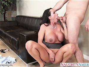 Ariella Ferrera - fuck me or I'll tell your wife everything about you