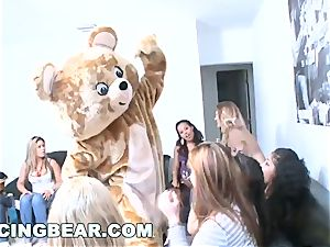 DANCINGBEAR - off the hook Delivery for school damsels