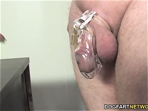 Ivy Winters forces cuckold To watch Her Takes big black cock