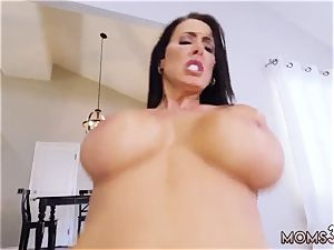 screw white ass-fuck super-hot milf For His bday