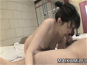 Keiko Fukagawa: super-sexy Japan mummy Facialized A lot