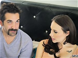 Spizoo - observe Chanel Preston sucking and humping