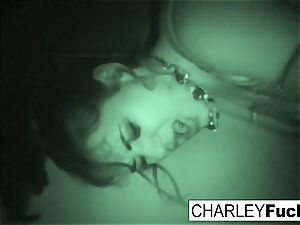Charley's Night Vision unexperienced hump