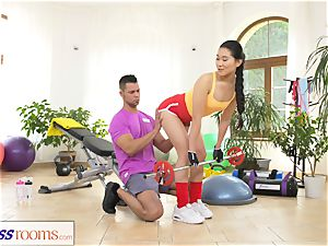 fitness apartments hard-core gym drilling and facial
