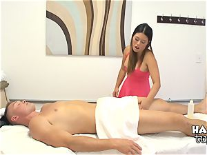 super-naughty little asian stunner Katsuni riding her patients weenie