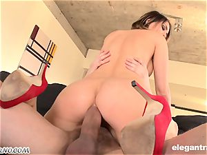 Aleska Diamond - A special rubdown for my giant bootie