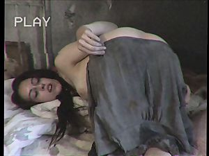 pervy sista attempting ass fucking with her step-brother